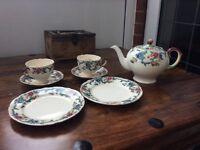 Royal Cauldon Victorian Set