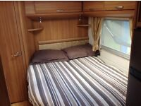 Lunar Delta RS 4 berth twin axle 2010 Caravan