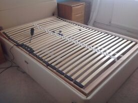 Brand New still in packaging Dreams Woburn Adjustable Electric Double Bed Frame. Cost £899