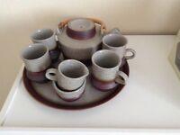 Purbeck Pottery Vintage Tea Set.