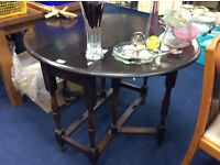 Classic Folding Dining Table