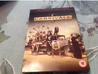 The Complete First Series Carnivale