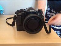 Canon A1 bundle