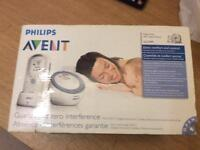 Avent-baby monitor