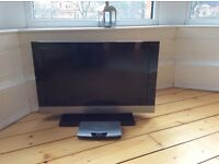 "Sony Bravia 26"" TV with Sagem Freeview Box"