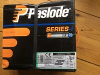 Paslode Nails 2.8 x 63mm Ring series i unopened box