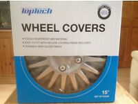 15inch Car Wheel Trims New in Box