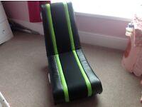 Xrocker gameing chair