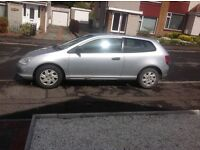 03 Honda Civic 1.4 for sale