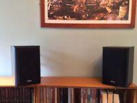 Pair of Eltax speakers