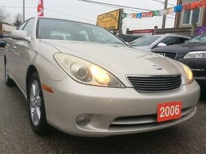 2006 Lexus ES 330 LOADED & EXTRA CLEAN Leather Sunroof MUST SEE!