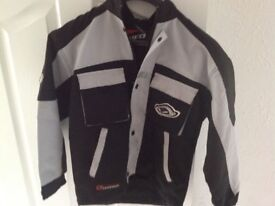 Youths motorbike jacket