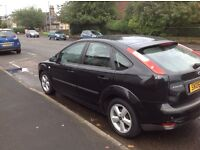 Ford Focus Climate 1.6 petrol full MOT