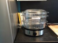 3 tier electric food steamer for sale
