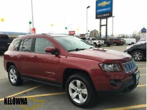 2014 Jeep Compass Sport/North | BC Local | Leather