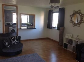 Immaculate and spacious fully furnished 2 x bedroom flat Nigg Area Aberdeen. Available Mid Jan 2018