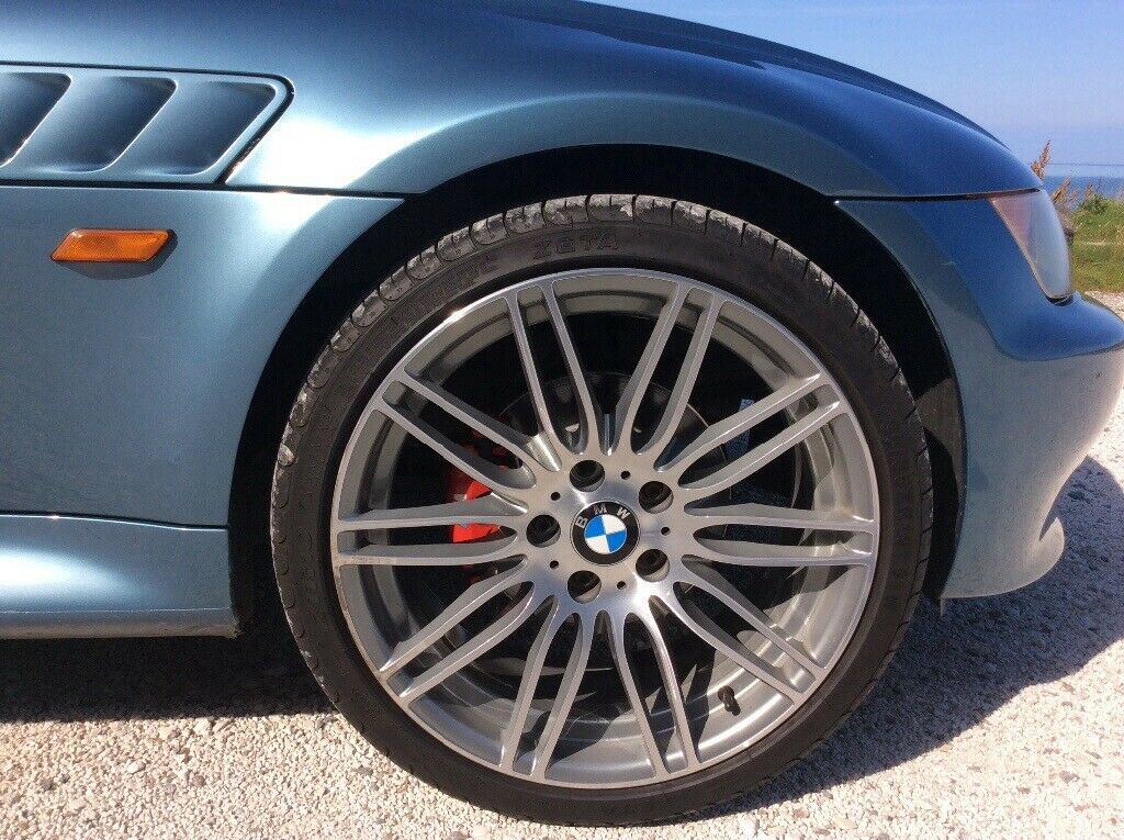 Bmw 19 Inch Alloy Wheels Fit E90 91 Z3 Z4 Etc New Tyres In Ballymoney County Antrim Gumtree