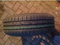 SPARE TYRE BRAND NEW
