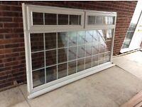 Big and small window 227 X 125 cm , 102 X 55cm Both £30.00