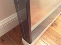 Ikea Nissedal Mirror in black