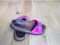 Dr Brinkmann slippers UK size 6 (EU 39)