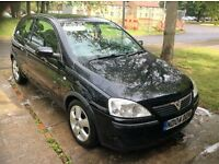 Vauxhall Corsa 1.3 CDTI 3 door Hatchback with low mileage.