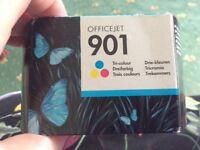 Colour ink cartridges