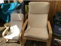IKEA Poang chair - Adults and Childs