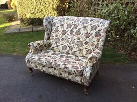 Retro Parker Knoll sofa