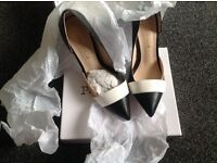 Paper dolls high heels