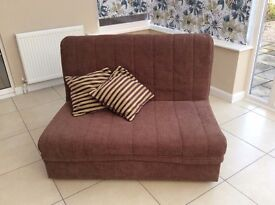 Double sofa bed futon. Immaculate condition.