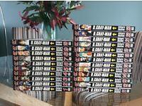 Volumes 1-23 D.Gray-Man Manga - Like New!!