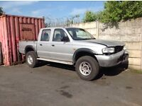 BREAKING 2001 Mazda / Ford Ranger Pickup - Parts Available