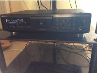 Sony dat player with 15 tapes . No offers