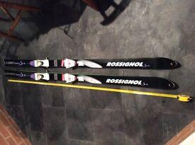 rossingnol skis 170cm