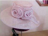 Dusty Pink Hat