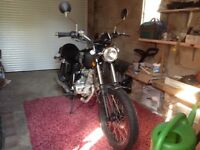 MASH Roadstar 50cc Motorbike