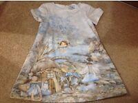 Girls Mayoral design dress Size 5