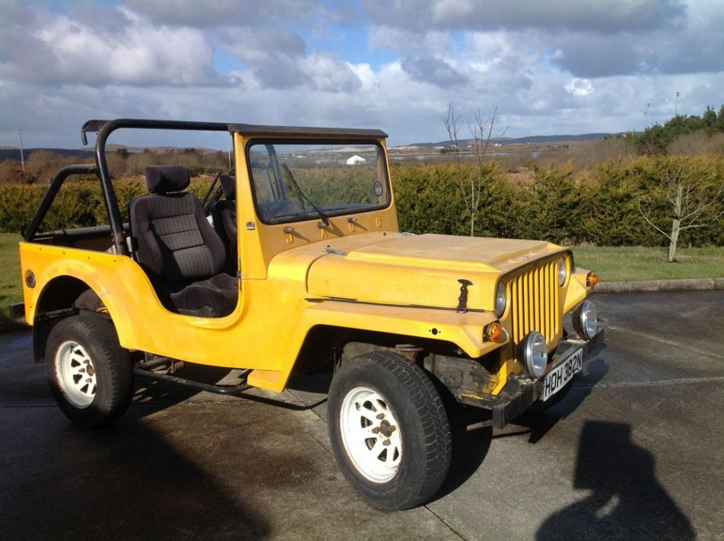 1975 Jago Geep A S Jeep Type Beach Buggy Deposit Now Taken