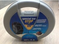 Special Ice Stop& Go VERIGA Snow Chains