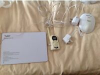 Tommee tippee baby monitor with sensor pad
