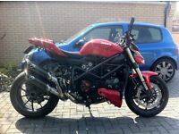 Ducati streetfighter 1098 motorcycle 2011