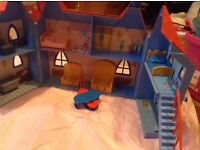 Peppy pig play sets