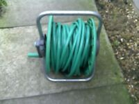 Hose and reel
