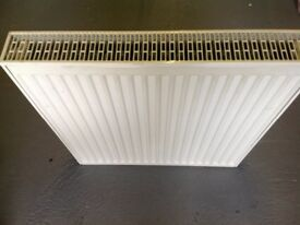 Kermi double central heating radiator