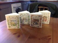 Royal doulton Bramley hedge savings books