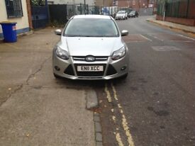 Ford Focus 2011 model 1.6 engine service history
