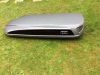 Audi roof box