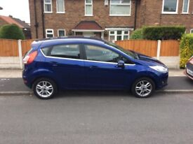 2016 66 reg Ford Fiesta cat s repeird absolute bargain at only £5500 ono