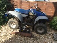 old polaris quad bike dirt bike, used for sale  Bournemouth, Dorset